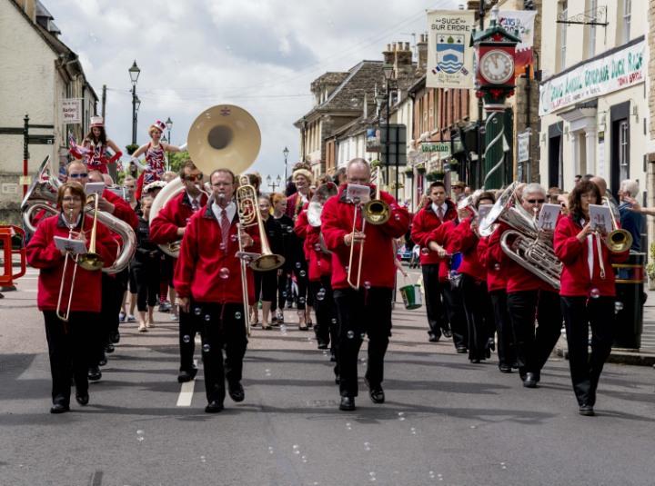 The Cricklade Band