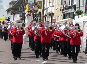 The Cricklade Band